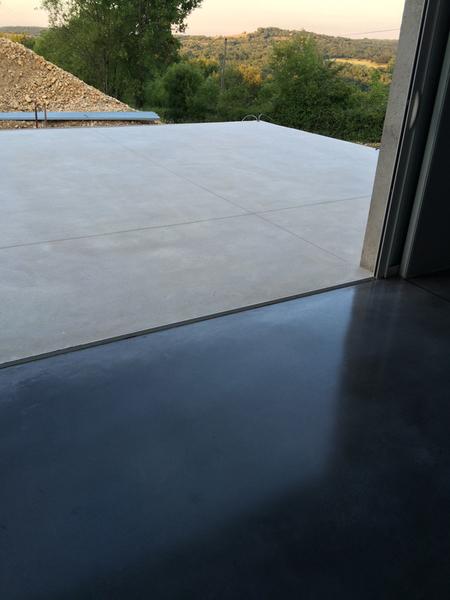 Beton cir exterieur prix m2 free prix moyen beton cire for Beton lisse prix m2