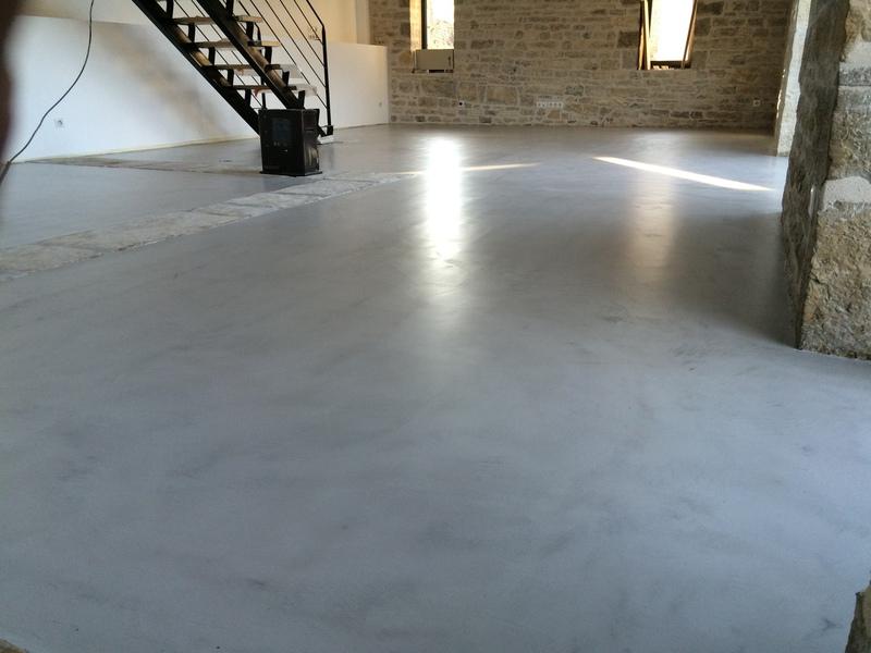 solendur sols b ton cir b ton cir millimetrique. Black Bedroom Furniture Sets. Home Design Ideas