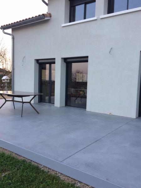Solendur sols b ton cir b ton color ext rieur for Dalle beton colore exterieur